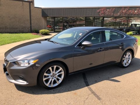 Pre-Owned 2016 Mazda6 i Touring